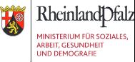 Ministerium für Soziales, Arbeit, Gesundheit und Demografie Rheinland-Pfalz